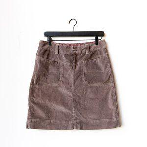 Athleta Brown Skirt